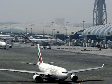 Am Donnerstag durfte die Wienerin Dubai verlassen.
