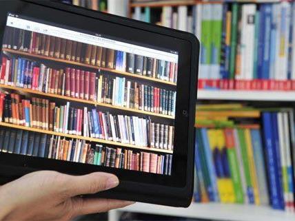 E-Books werden in Wien immer beliebter.