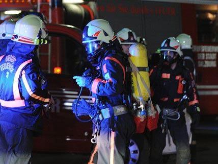 Wohnungsbrand in Wien-Meidling.