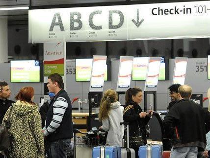 Vom Flughafen Wien-Schwechat gibt es künftig mehr Flüge nach Lissabon.