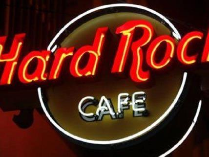 In Wien eröffnet 2014 das erste Hard Rock Cafe Österreichs.