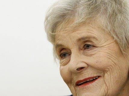 """Hilde Sochor gilt als """"lebende Legende""""."""
