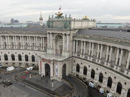 Im Mai findet der Kongress in der Hofburg statt.