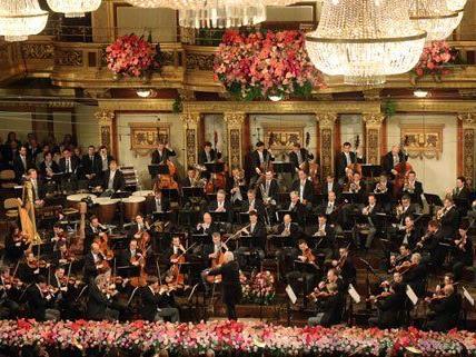 Weltweit wurde das Neujahrskonzert in Wien gespannt verfolgt.
