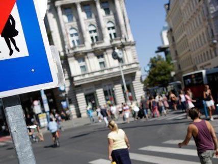 Die Anrainer entscheiden, ob es eine Fußgängerzone auf der MaHü geben soll.