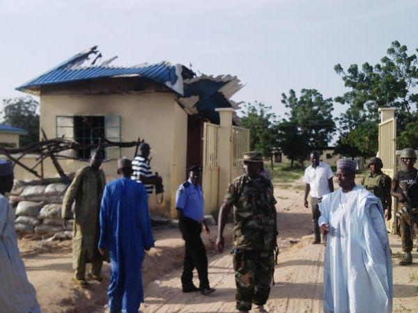 Boko Haram hinter Attentat vermutet