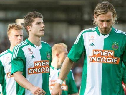 Harald Pichler (rechts) sucht beim SV Ried eine neue Herausforderung.