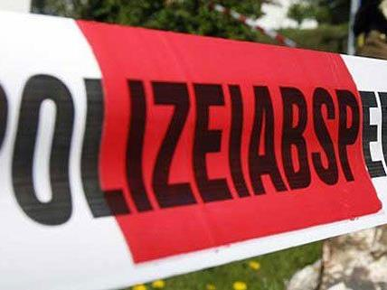 nach einem bankraub in Wien wird nach dem Täter gefahndet.