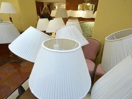 Das gesamte Inventar des Radisson-Hotels wird versteigert.