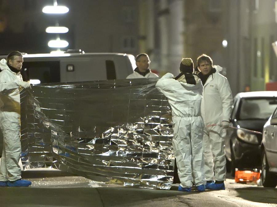 Zwei Männer durch Explosion in Auto in Wien getötet