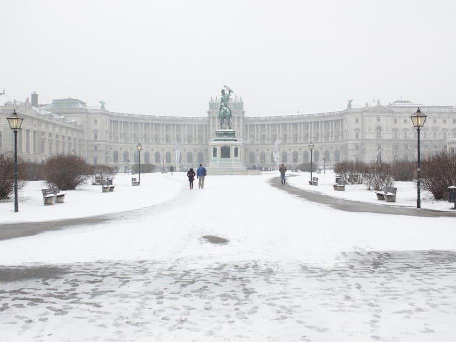 """""""Erinnern tut weh"""": Holocaust-Gedenken am Wiener Heldenplatz"""