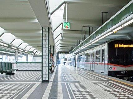 Viele Touristen-Attraktionen sind mit der Linie U4 erreichbar.