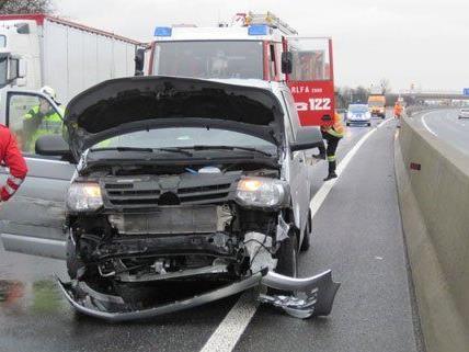 Der Unfall auf der S5 forderte mehrere Verletzte.