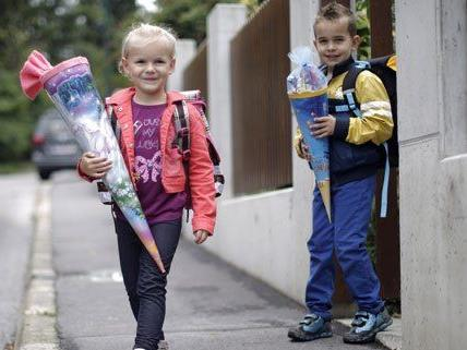 Am 13. Jänner beginnt die Einschreibung an den Wiener Volksschulen.