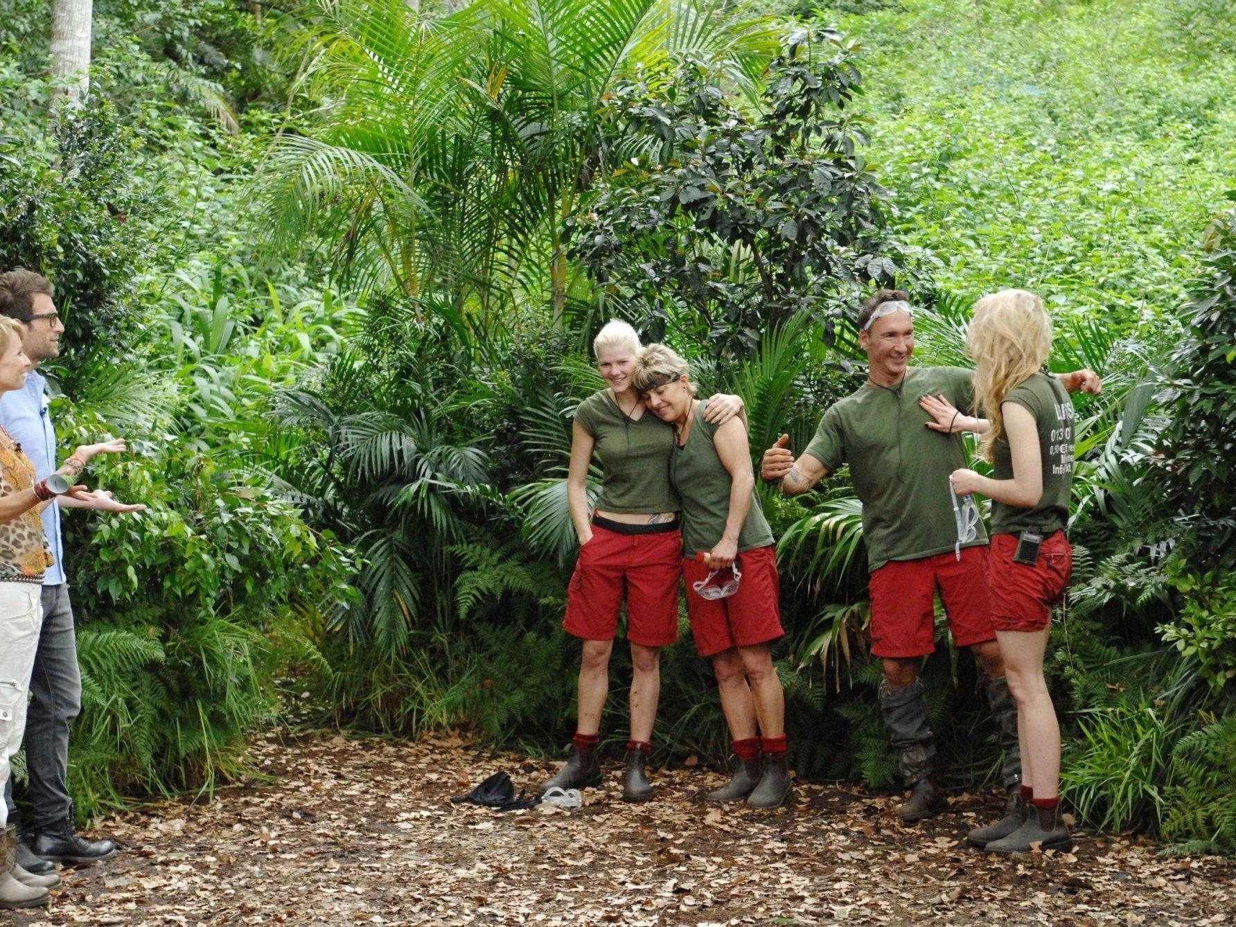 Das war der vorletzte Tag im Dschungelcamp 2014.