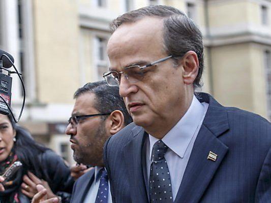 Hadi al-Bahra verhandelt für Opposition