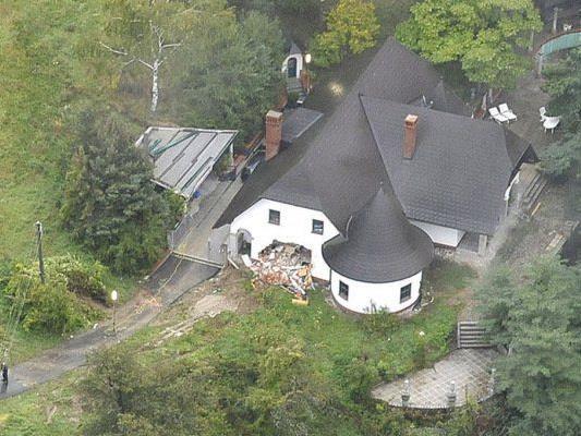 Das Wohnhaus des Wilderers
