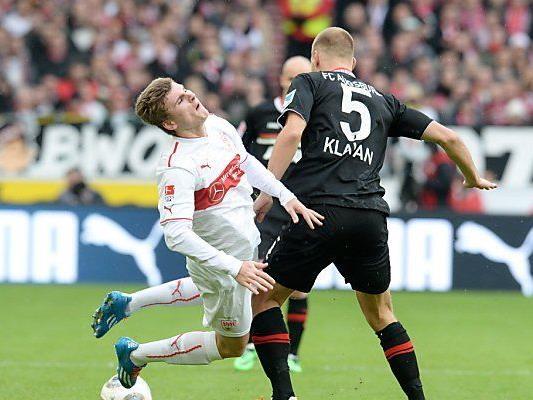 Stuttgart stolpert in den Abstiegskampf
