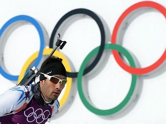 Der Franzose holte sein erstes Olympia-Gold