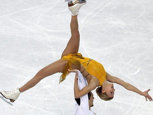 Zweites Gold für Russland unter Dach und Fach