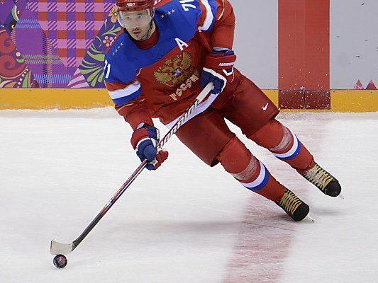 Ilja Kowaltschuk erzielte das wichtige 2:0
