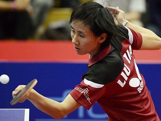 Liu Jia ist derzeit nicht aufzuhalten