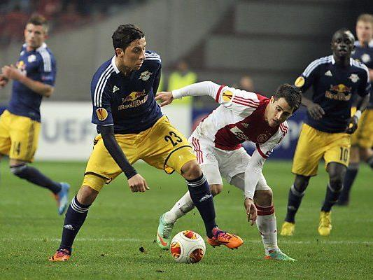 Salzburg will Ajax auch zuhause schwindlig spielen