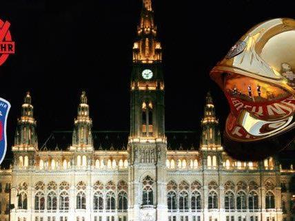 Am Samstag findet der Ball der Berufsfeuerwehr Wien im Rathaus statt.