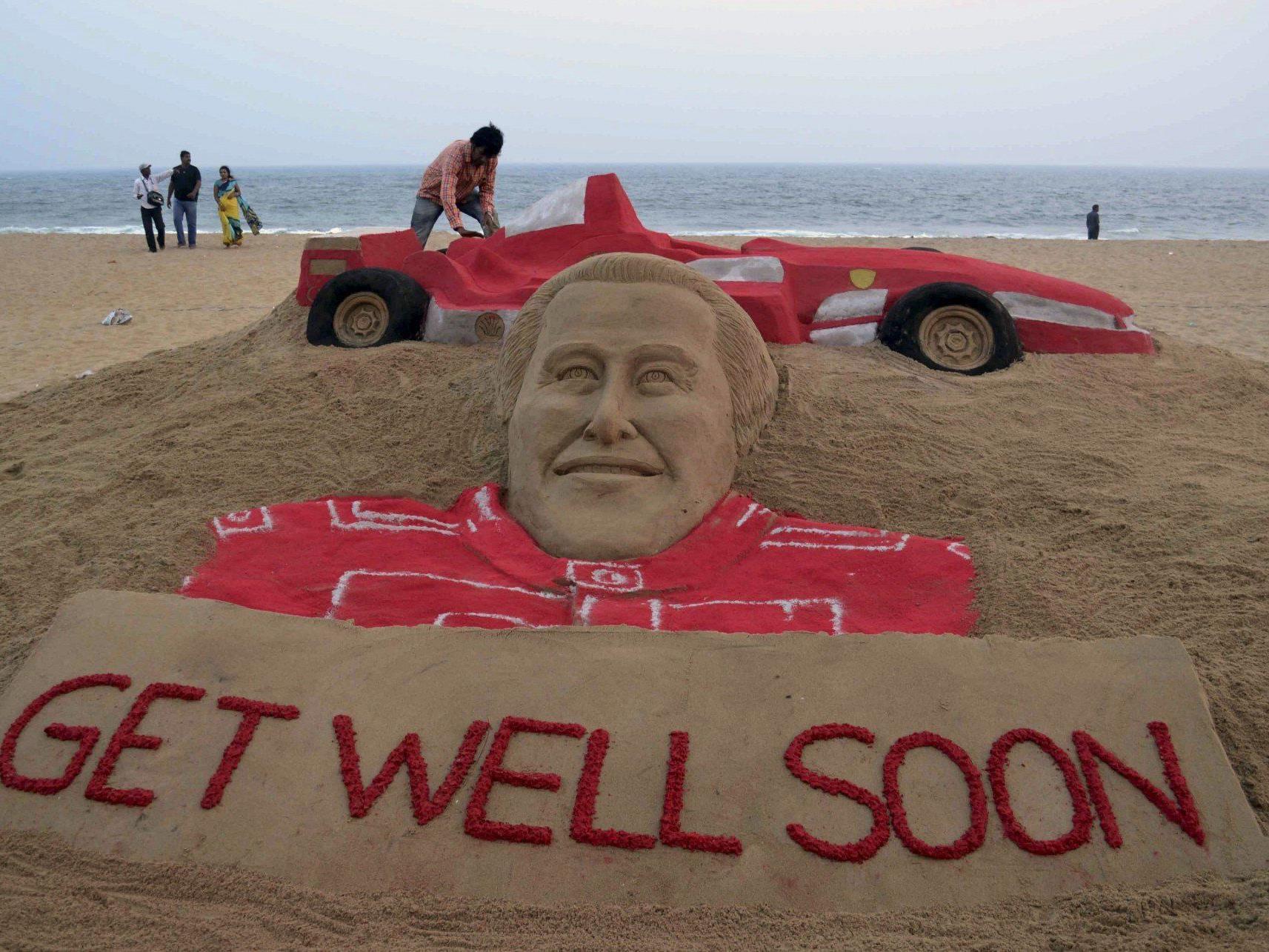"""Schumacher wird aufgeweckt: """"Diese Phase kann lange dauern."""""""