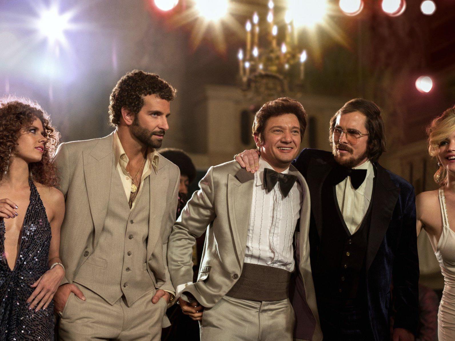 American Hustle, Gravity und 12 Years A Slave als Oscar-Favoriten.