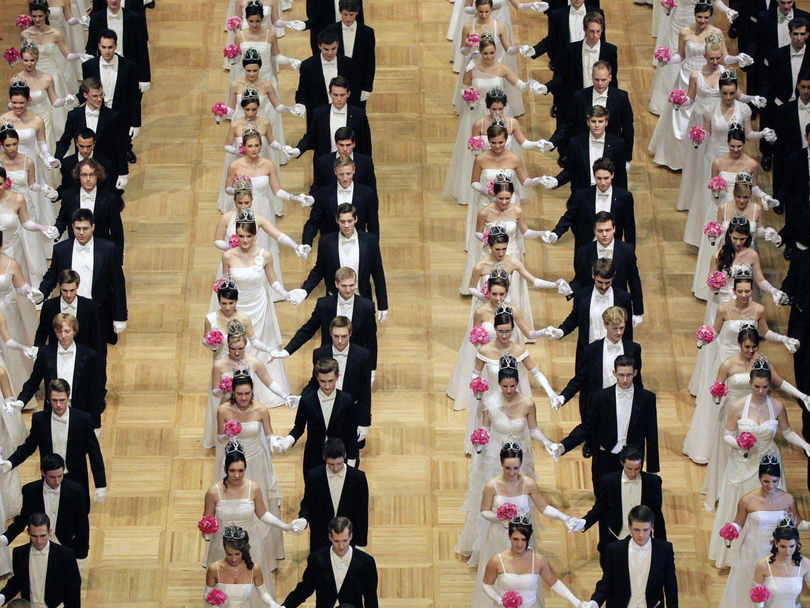 Beim heurigen Opernball stehen die Künstler im Mittelpunkt.