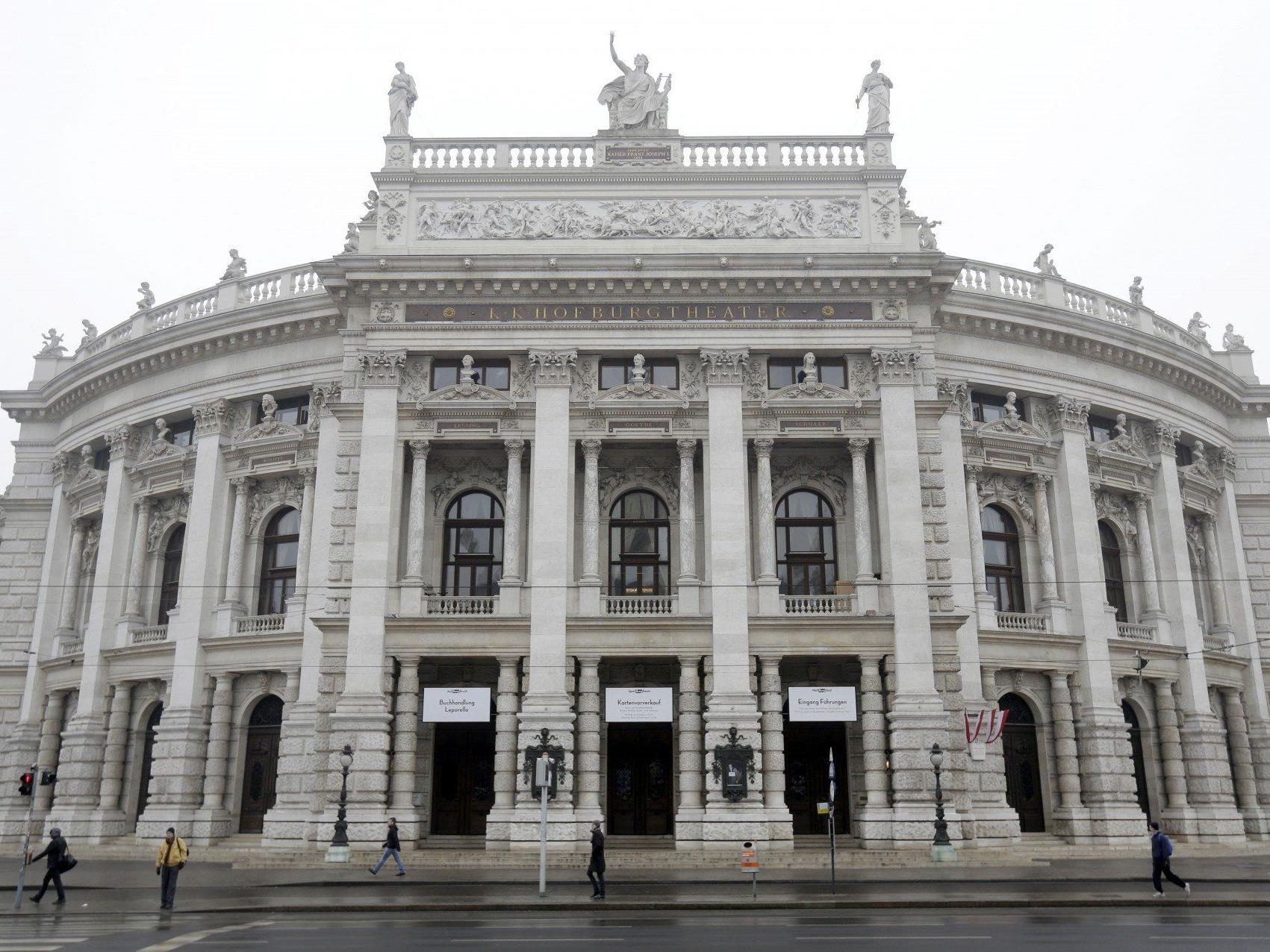 """Burgtheater - Zwischenbericht: """"Malversationen"""" und """"Schottenprinzip"""""""