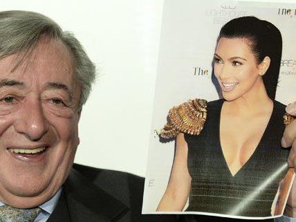 Während ihres Wien-Aufenthalts wird Kim Kardashian samt Familie im kindgerechten Luxusvan herumkutschiert.
