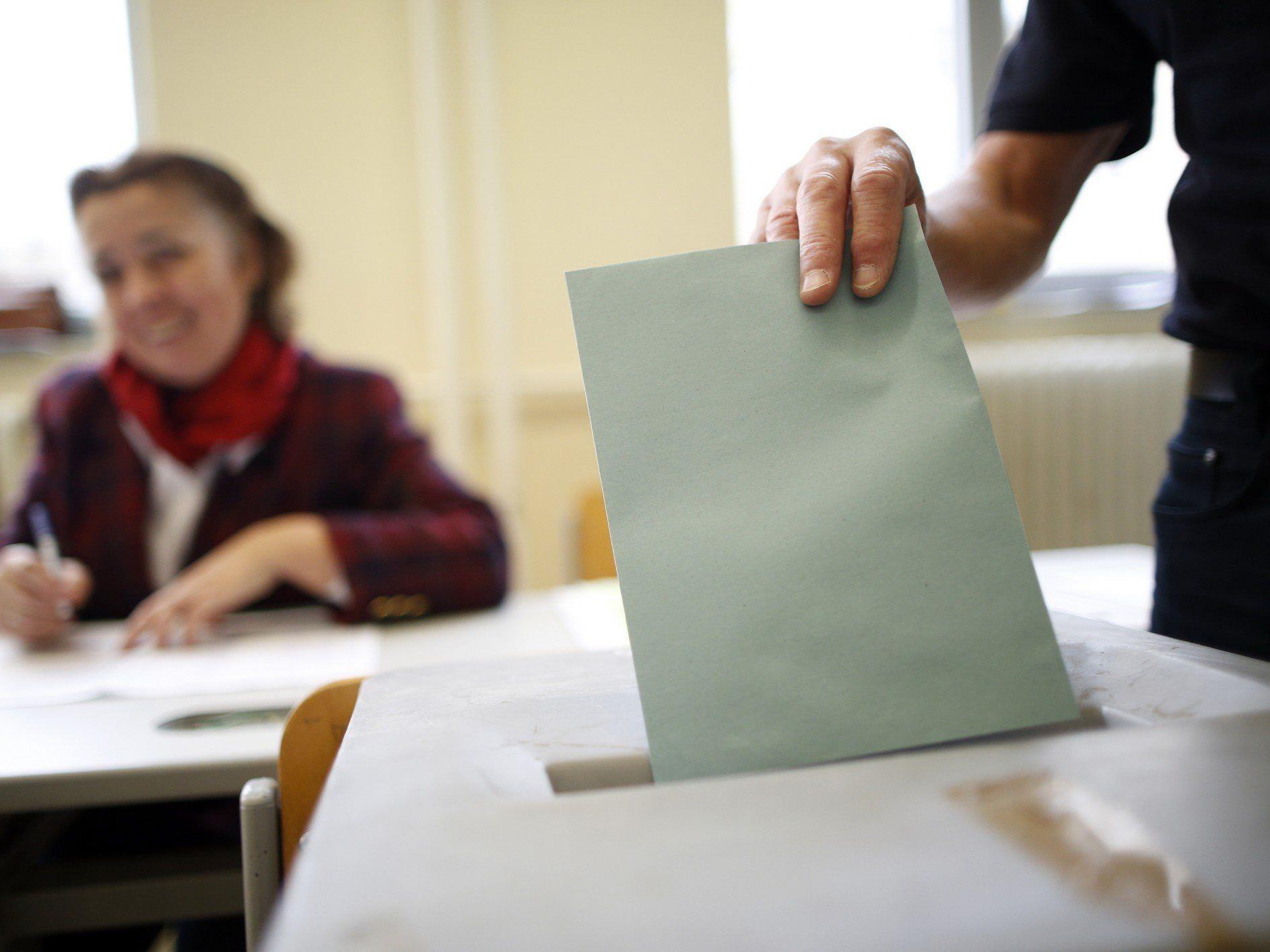 Europawahl: Meinungsforscher geben noch keine Prognose ab.