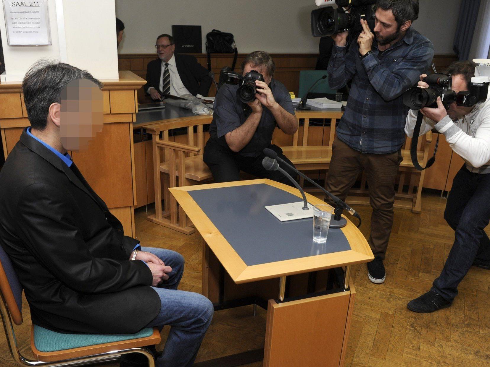Am Freitagabend wurde der 44-Jährige, der auf seinen Ex-Chef schoss, zu 3,5 Jahren Haft verurteilt.
