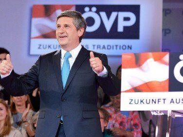 Sitzung der ÖVP
