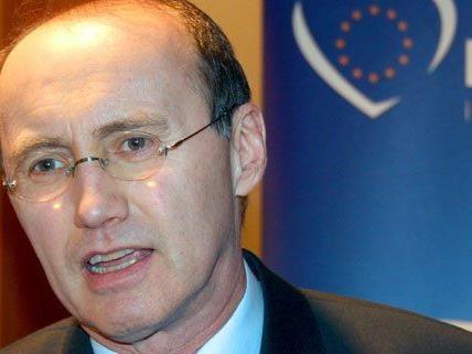 Bei der diesjährigen Europawahl ist Othmar Karas der Spitzenkandidat der ÖVP.