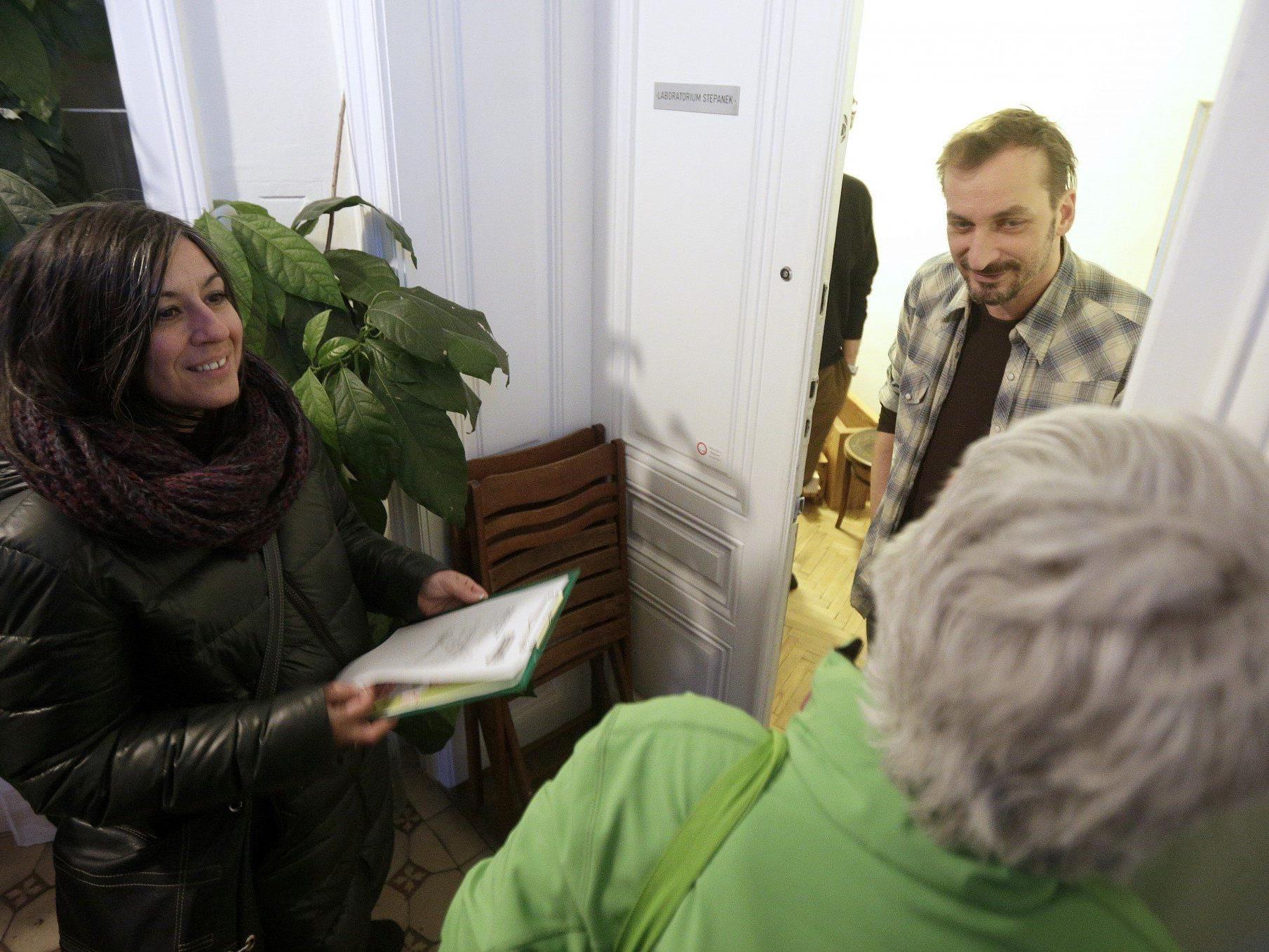 Anrainerbefragung zur Mariahilfer Straße: Die Grünen schätzen, dass ca ein Viertel der Befragten noch unsicher sein dürften.