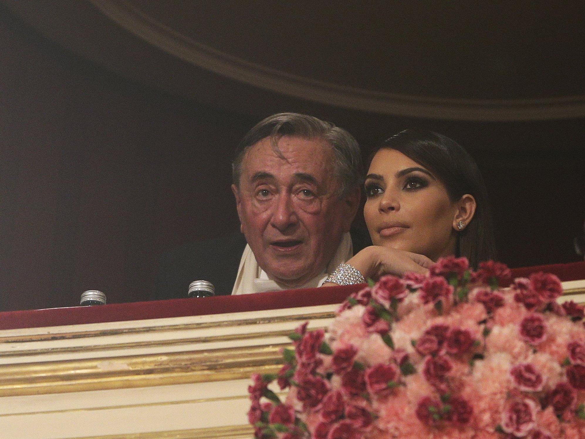 Kardashian zeigte Lugner die kalte Schulter