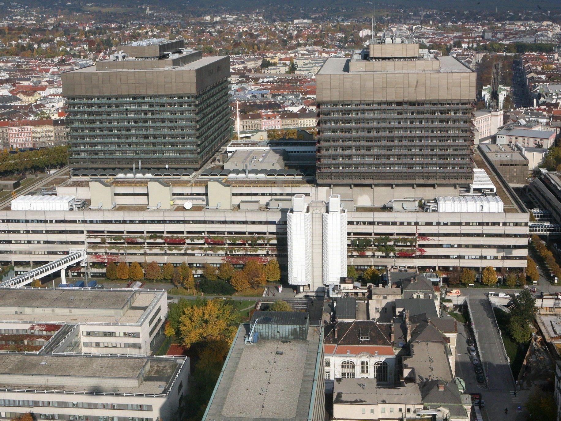Das Wiener Allgemeine Krankenhaus (AKH) wird in den kommenden Jahren generalsaniert werden.