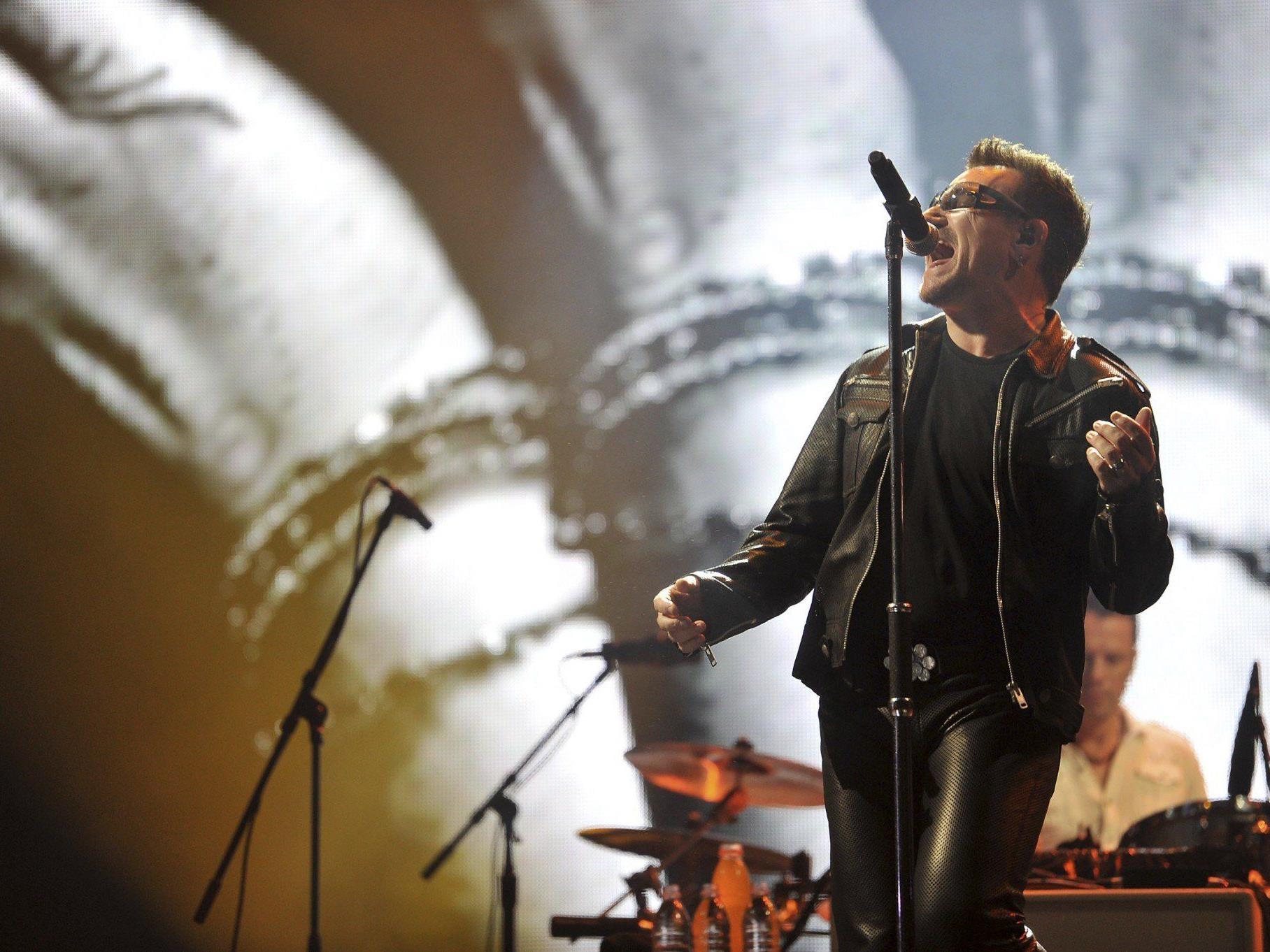 """Invisible"": Neues U2 Video"