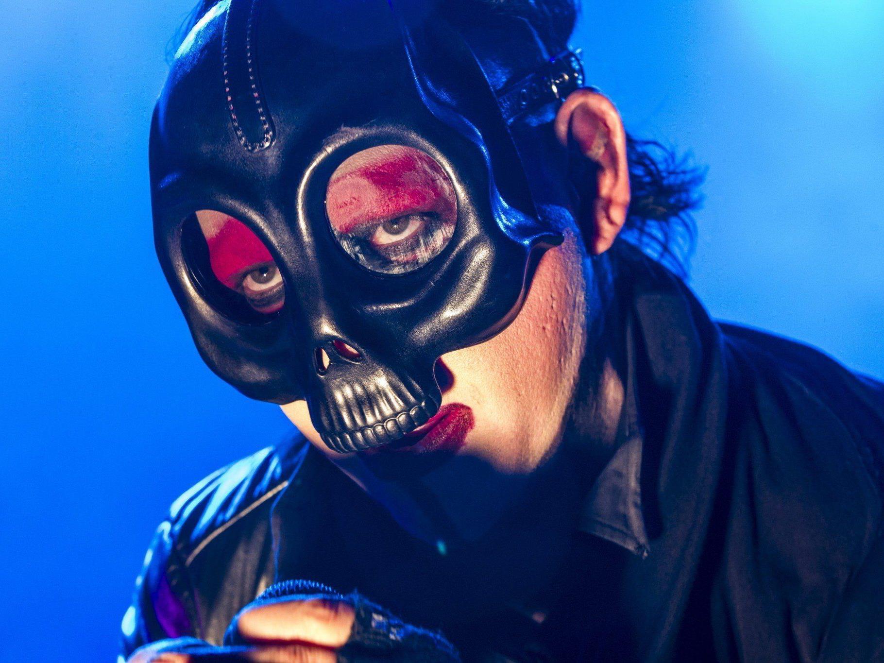 Marilyn Manson kommt für ein Konzert nach Wien