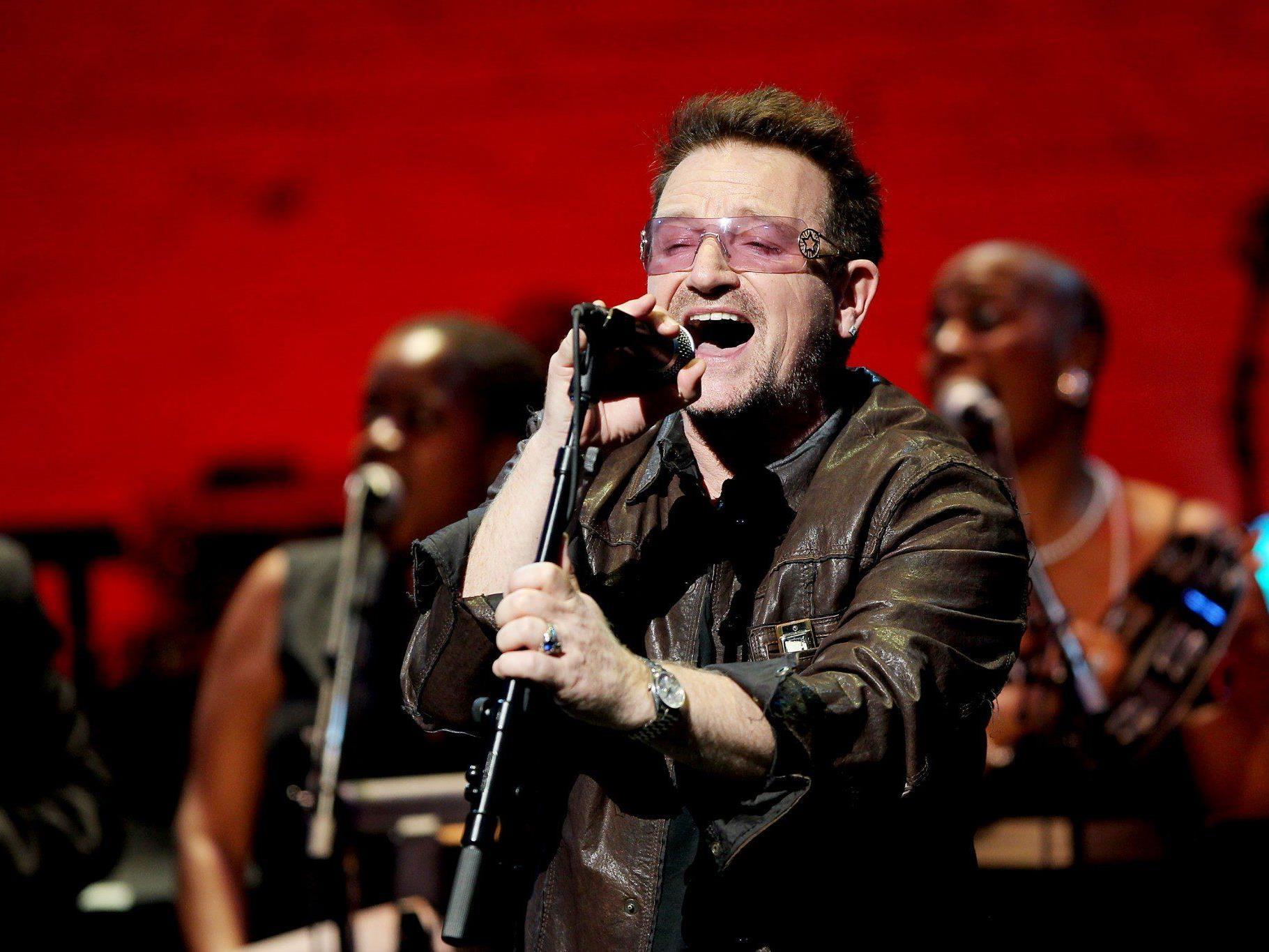U2 wird bei der Oscar-Verleihung am 2. März 2014 auftreten.