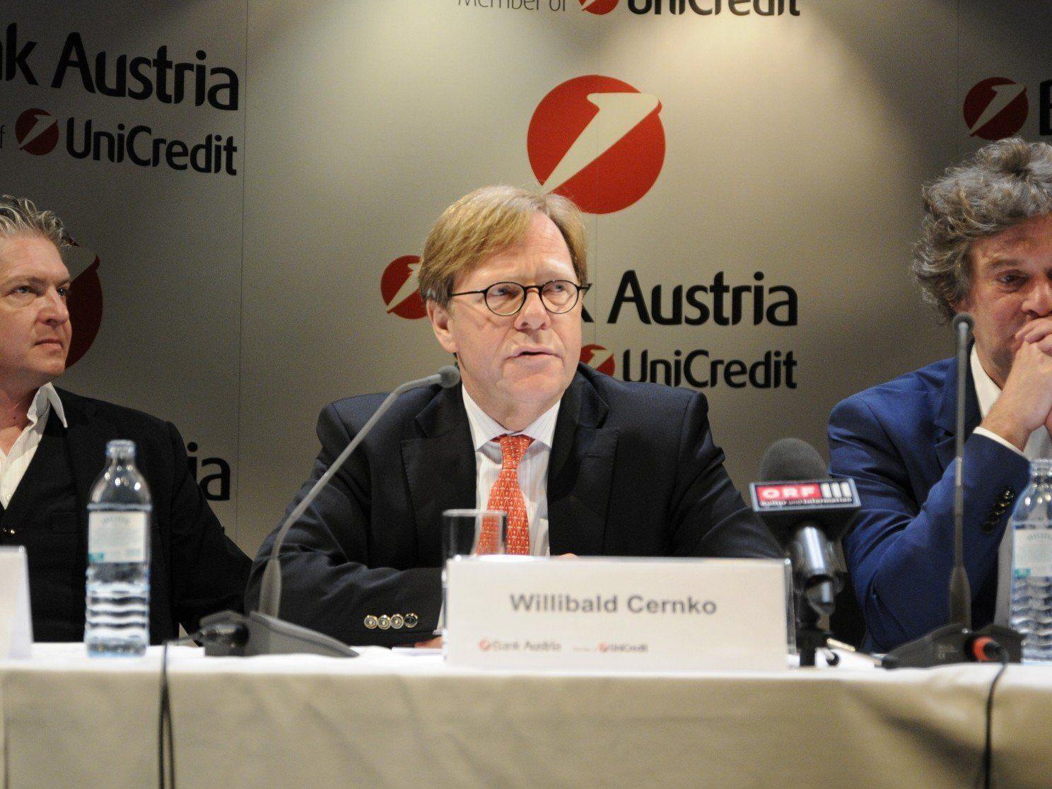 Der Bank Austria Kunstpreis wurde verliehen.