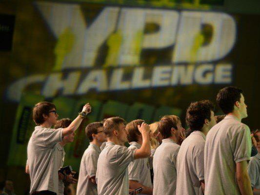 """Startschuss für die """"YPD-Challenge 2014″"""