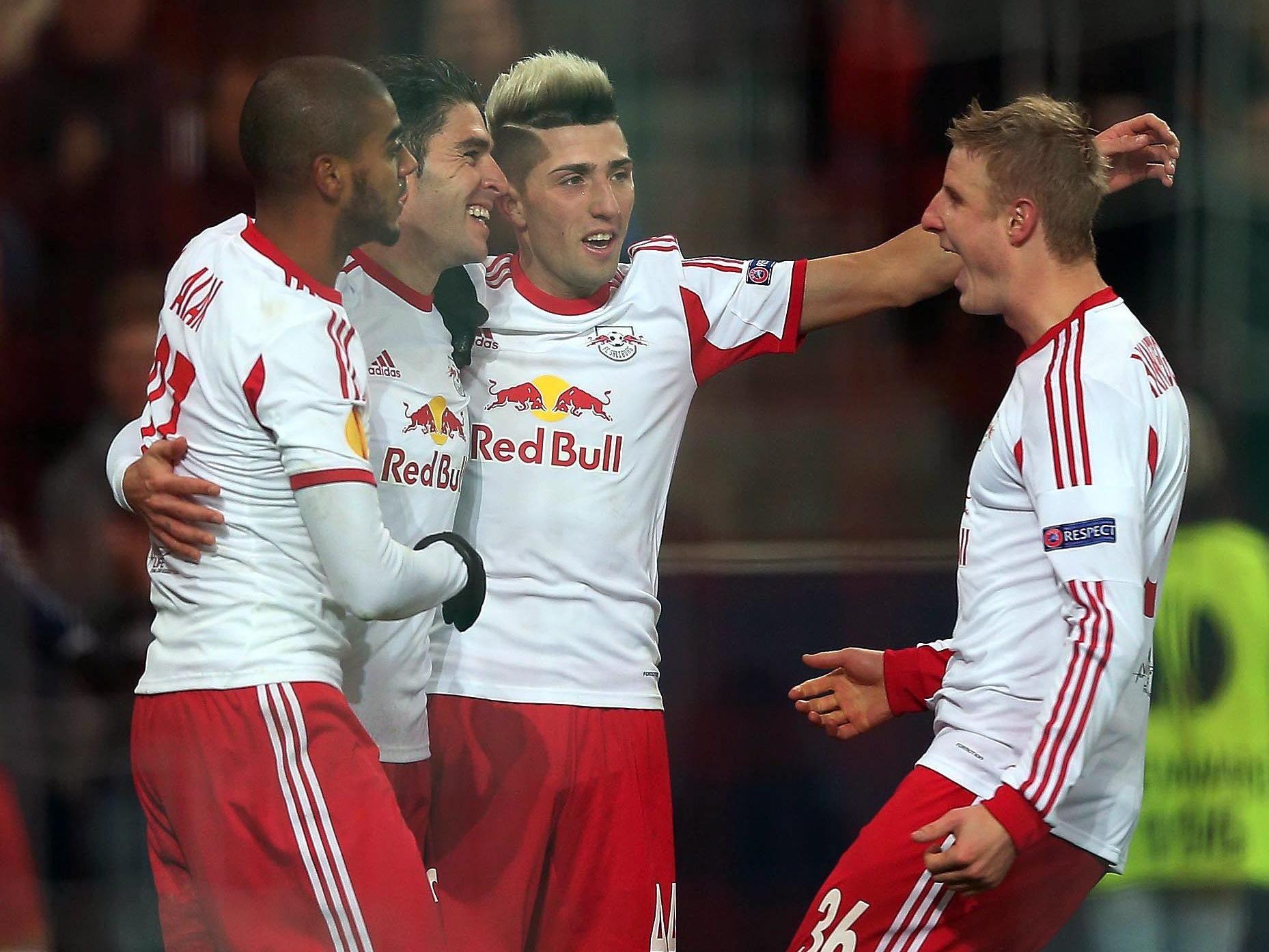 Die Bullen waren auch im Rückspiel zu stark für Ajax Amsterdam.