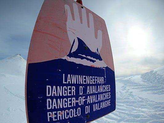 Ein Ski-Fahrer aus Baden löste