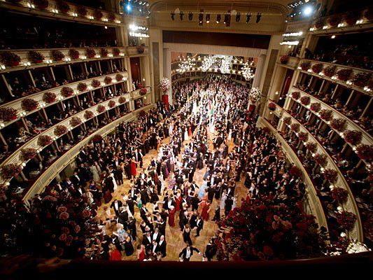 wer den Opernball besuchen will, muss so einiges beachten