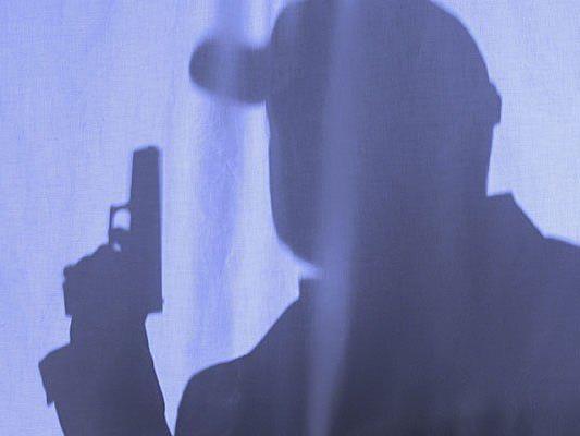 Der Mann wollte einen Raubüberfall mit einer Spielzeugpistole versuchen.