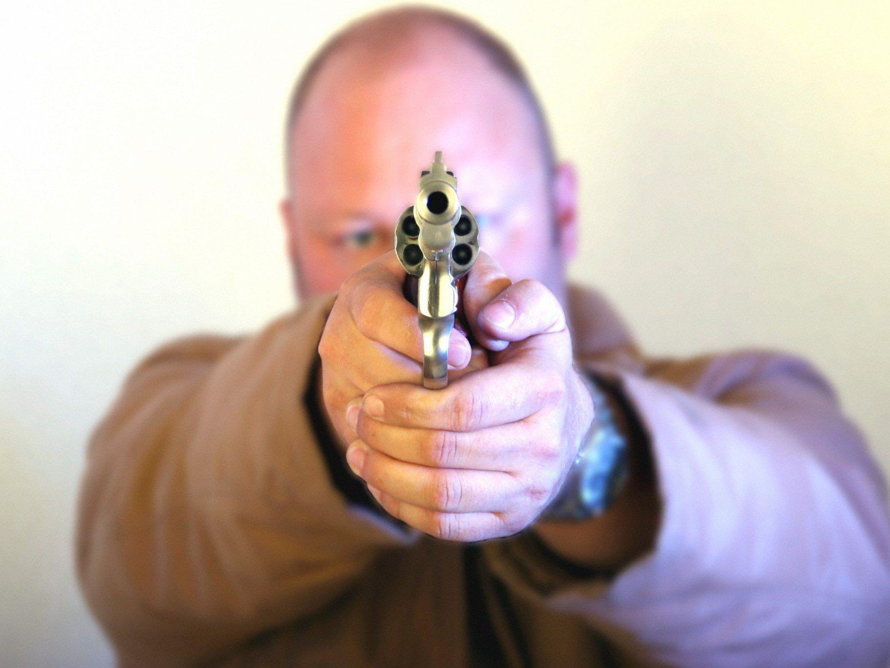 Bewaffneter Überfall auf ein Geschäft in Favoriten